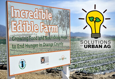 Solutions for Urban Agriculture
