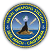 Seal Beach Naval Weapons Base Logo