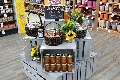 Honey at Pavilions