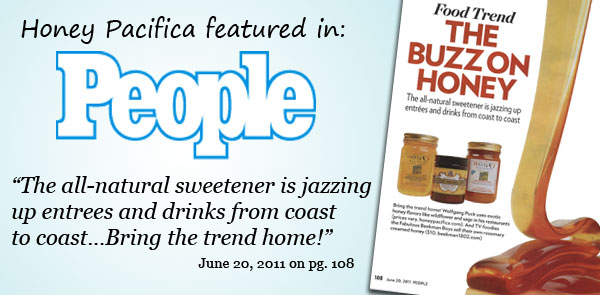 Honey Pacifica in People Magazine