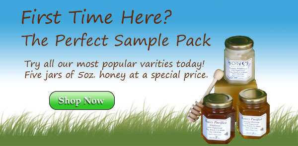 Samples Size Honey